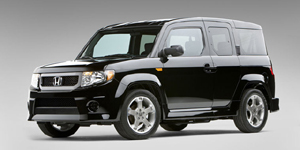 2010 Honda Element Reviews / Specs / Pictures