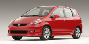 2007 Honda Fit Reviews / Specs / Pictures