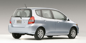 2008 Honda Fit Reviews / Specs / Pictures