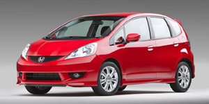 2009 Honda Fit Pictures