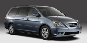 2008 Honda Odyssey Reviews / Specs / Pictures