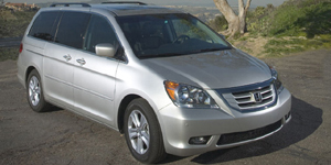 2009 Honda Odyssey Reviews / Specs / Pictures