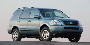 2005 Honda Pilot Reviews / Specs / Pictures