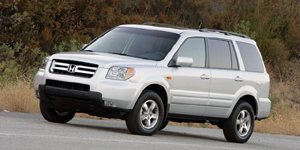 2006 Honda Pilot Reviews / Specs / Pictures