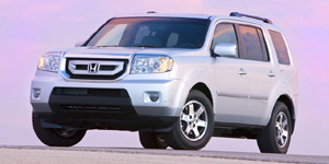 2009 Honda Pilot Reviews / Specs / Pictures
