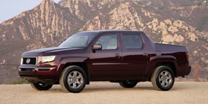 2008 Honda Ridgeline Reviews / Specs / Pictures