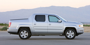 2009 Honda Ridgeline Reviews / Specs / Pictures