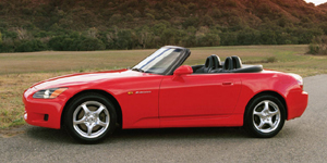 2002 Honda S2000 Reviews / Specs / Pictures