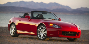 2005 Honda S2000 Reviews / Specs / Pictures