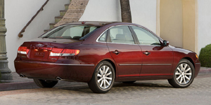 2009 Hyundai Azera Reviews / Specs / Pictures