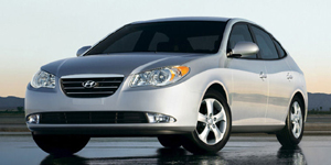 2007 Hyundai Elantra Reviews / Specs / Pictures