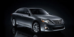 2009 Hyundai Genesis Reviews / Specs / Pictures