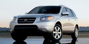 2007 Hyundai Santa Fe Reviews / Specs / Pictures