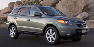 2009 Hyundai Santa Fe Reviews / Specs / Pictures
