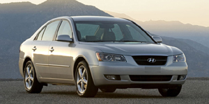 2006 Hyundai Sonata Reviews / Specs / Pictures