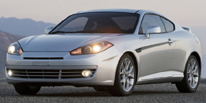 2007 Hyundai Tiburon Reviews / Specs / Pictures
