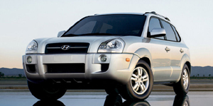 2008 Hyundai Tucson Reviews / Specs / Pictures