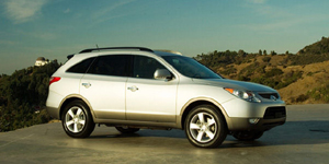 2007 Hyundai Veracruz Reviews / Specs / Pictures