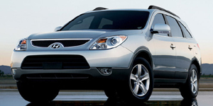 2008 Hyundai Veracruz Reviews / Specs / Pictures