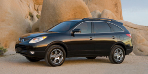 2010 Hyundai Veracruz Reviews / Specs / Pictures