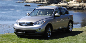 2008 Infiniti EX Reviews / Specs / Pictures