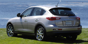 2010 Infiniti EX Reviews / Specs / Pictures