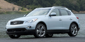 Infiniti EX Reviews / Specs / Pictures