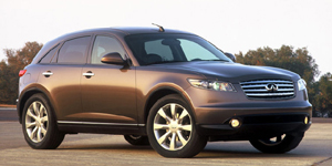 2003 Infiniti FX Reviews / Specs / Pictures
