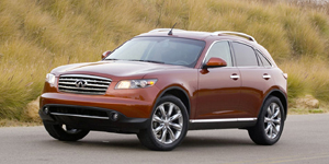 2006 Infiniti FX Reviews / Specs / Pictures