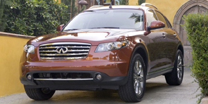 2007 Infiniti FX Reviews / Specs / Pictures