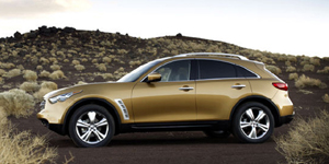 2010 Infiniti FX Reviews / Specs / Pictures