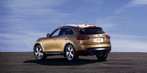 Infiniti FX Reviews / Specs / Pictures