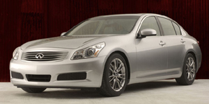2007 Infiniti G Reviews / Specs / Pictures