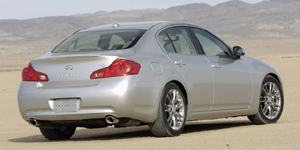 2008 Infiniti G Reviews / Specs / Pictures