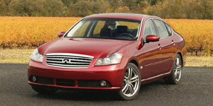 2007 Infiniti M Reviews / Specs / Pictures