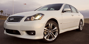2008 Infiniti M Reviews / Specs / Pictures