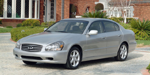 2003 Infiniti Q Reviews / Specs / Pictures