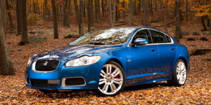 Jaguar XF Reviews / Specs / Pictures