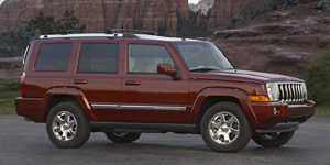 2009 Jeep Commander Reviews / Specs / Pictures