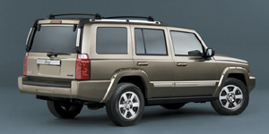 Jeep Commander Reviews / Specs / Pictures