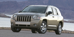2008 Jeep Compass Reviews / Specs / Pictures