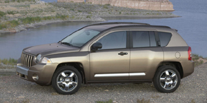 2009 Jeep Compass Reviews / Specs / Pictures