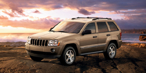 2005 Jeep Grand Cherokee Reviews / Specs / Pictures