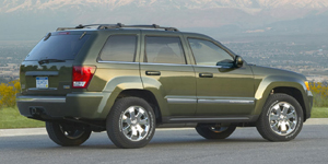 2008 Jeep Grand Cherokee Pictures