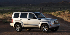 2008 Jeep Liberty Reviews / Specs / Pictures