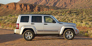 2009 Jeep Liberty Reviews / Specs / Pictures