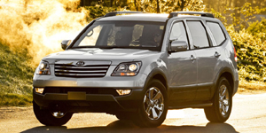 Kia Borrego Reviews / Specs / Pictures