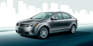 2010 Kia Forte Reviews / Specs / Pictures