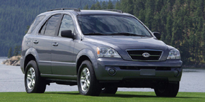 2003 Kia Sorento Reviews / Specs / Pictures