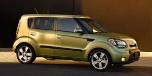 Kia Soul Reviews / Specs / Pictures